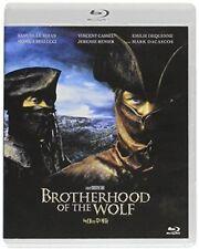 Brotherhood Of The Wolf (2015, Blu-ray NEUF)
