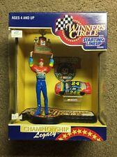 Starting Lineup Winners Circle Jeff Gordon #24 1997 Championship Figure Car (An)