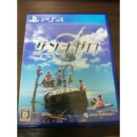 USED Spike Chunsoft Zanki Zero PS4 SONY JAPANESE VERSION PlayStation 4