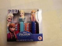 PEZ Frozen Set Anna and Elsa New in box