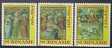 Suriname 1992 Easter Set. MNH