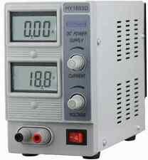 Power Supply Box DC Safe Work Voltage Current Adjustment Variable Tekpower 18 V