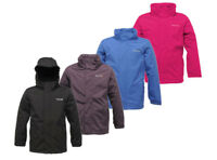 Regatta Westburn Women's Waterproof Windproof Fleece Lined Jacket
