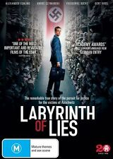 Labyrinth of Lies - Alexander Fehling NEW R4 DVD