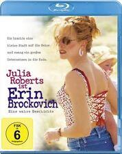 ERIN BROCKOVICH (Julia Roberts, Aaron Eckhart) Blu-ray Disc NEU+OVP