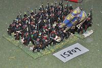 25mm napoleonic / brunswick - infantry 31 figs by mac warren - inf (15809)