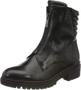CAPRICE Women's 9-9-26404-25 Black Ankle Boot