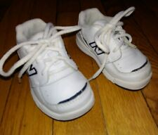 New Balance White Toddler Athletic Shoes Size 4