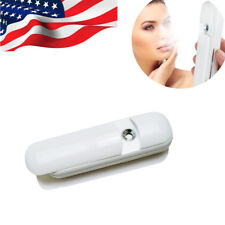 Portable Handy Usb Nano Mist Spray Atomization Mister Face Facial Moisturizing