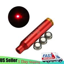 Us Red Laser 223Rem Bore Sighter Sight Cartridge 5.56 Dot Boresighter F Hunting