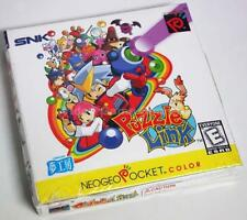 SNK NEO GEO POCKET COLOR: ##### PUZZLE LINK ##### *NEUWARE/BRAND NEW!