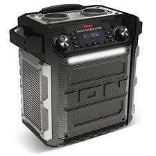 ION Portable Block Rocker Sport Waterproof Speaker - Free P&P IRE &UK!