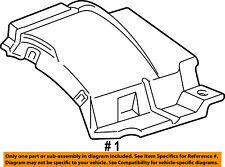 FORD OEM-Front Fender Apron Panel Cover Left 4C2Z16061BA