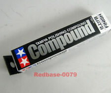 TAMIYA Model Polishing Compound Finish 87070 22ml Free ship