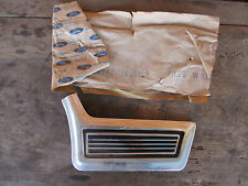 NOS 1967 Ford Galaxie Custom LTD Moulding Right Fender Lower Front