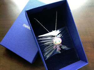 New Swarovski Erika Wings of Fantasy Pendant Necklace 1110349 New in Box