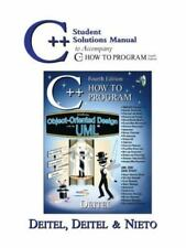 C++ How to Program, Fourth Edition (C++ Student Solutions Manual)