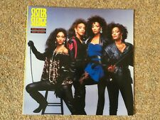 "Original 1985 WHEN THE BOYS MEET THE GIRLS by SISTER SLEDGE Vinyl 12"" LP Record"