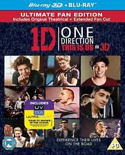 One Direction: This Is Us - Blu-ray 3D &2D