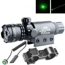 Green laser sight outside adjust For rifle gun scope remote switch 2 mount 桦