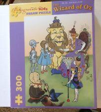 Pomegranate The Wizard of Oz 300 piece puzzle W.W. Denslow New Sealed