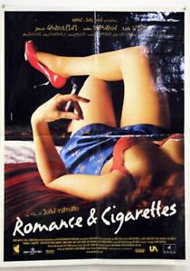 EBOND Romance & Cigarettes - Locandina Originale Cinema O_L0185