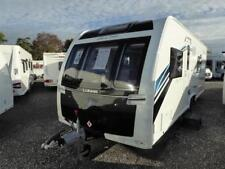 Lunar 2 Axles Caravans 4 Sleeping Capacity