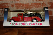 1934 Ford Tanker Die Cast 1:24 Scale Model Truck Crown Premiums Weil McLain Oil