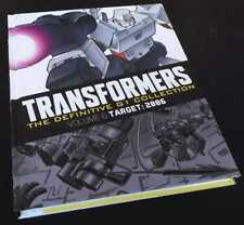 Simon  Furman: Target 2006 (Transformers Definitive G1 Collection Vol. 6)