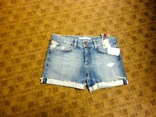 JOE'S JEANS NWT Light Wash Distressed Casual Cut Off Denim Shorts Size 29 HH2911