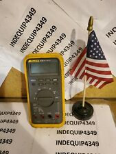 Fluke 83iii 83 3 Digital Backlight Multimeter Oem Yellow Rubber Case 16a6