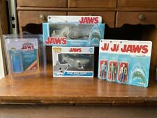 JAWS Figures Collection! Reaction, POP, Good for you toys, LOT SALE!