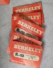 Lot of 5 Packs Vintage RC Parts Berkeley R-10 Wire Prop Hook Large NIP
