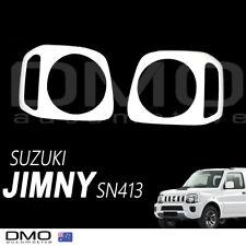 Suzuki Jimny SN413 00-16 JB33 JB34 OKAMI Headlight Cover Lid Type A FRP