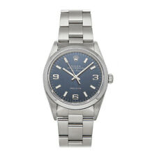 Rolex Air King Auto 34mm Steel Mens Oyster Bracelet Watch 14000