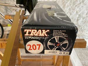 MAGGI TRAK  207 Kit Catene da neve a ragno X auto non catenabili