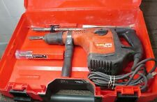 Hilti Te 50 Rotary Hammer Drill Corded Withcase Amp Bit C21