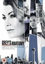 Greys Anatomy Season 14 [DVD] [2018][Region 2]