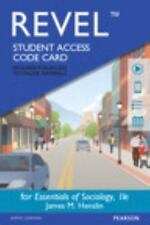 REVEL for Essentials of Sociology: A Down-to-Earth Approach -- Access Card (11th