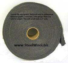 5lb Steel Wool Reel #00 - Very Fine