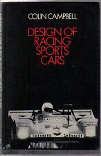 Progettazione di RACING auto sportive da Colin Campbell nel 1976
