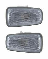 PEUGEOT 106 1996-2003 CRYSTAL CLEAR SIDE REPEATERS 1 PAIR