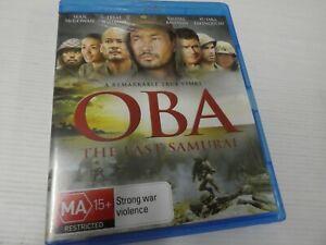 Oba - The Last Samurai (DVD, Blu - Ray) LHO5
