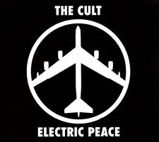 Electric Peace by The Cult (CD, Jul-2013, 2 Discs, Beggars Banquet)