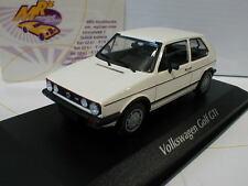 """Minichamps 940055171 # VW Golf 1 GTi Baujahr 1978 in """" weiss"""" 1:43  NEUHEIT !!"""