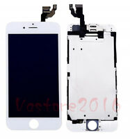 White For iPhone 6 Plus Complete LCD Digitizer Touch Screen Replacement Camera
