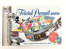 Trivial Pursuit Disney Edition DVD / Jeu De Société Complet