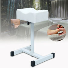 New Adjustable Pedicure Nail Footrest Manicure Foot Rest Desk Salon Spa Tool
