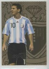 2011 Futera World Football Unique Gold /295 Lionel Messi #GLD15
