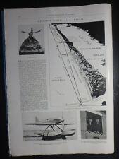 ILLUSTRAZIONE ITALIANA - N.39/1927 - VENEZIA COPPA SCHNEIZER - INSERTO FOTO
